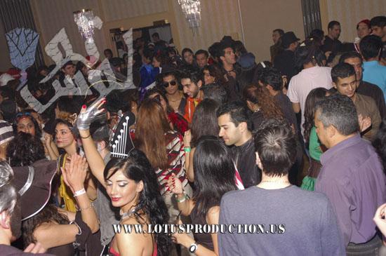 RadioJavan com Halloween Party - Tysons Corner Marriott - Pictures